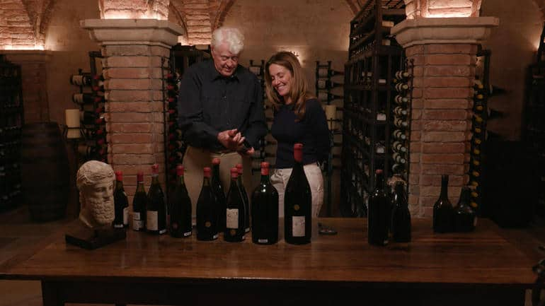Billionaire Koch brother's crusade against counterfeit wine